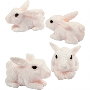 Mini animales - conejos