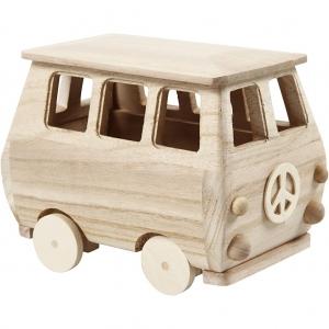 Mini bus madera