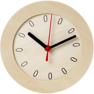 Reloj de madera 15 cm