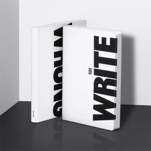 Nuuna Graphic L Write/wrong