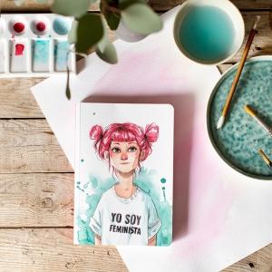 Cuaderno Yo soy feminista
