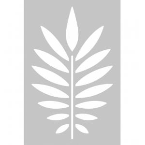 Plantilla estarcido Branch 10x15
