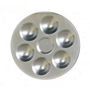 Paleta metal 13 cm
