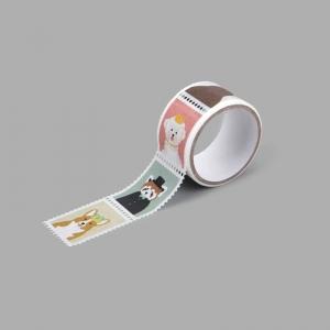 Washi Tape Animal (stamp)