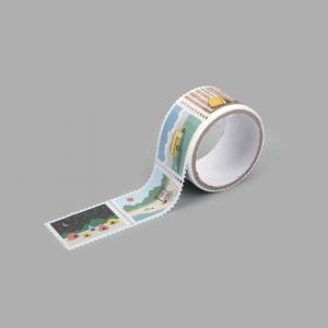 Washi Tape Camping (stamp)