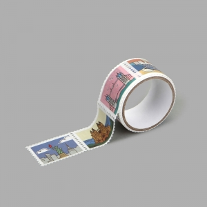 Washi Tape landmark (stamp)