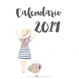 Descargable Calendario 2019