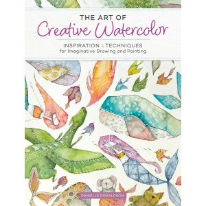 (Inglés) The art of creative watercolor