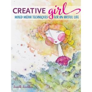 (Inglés) creative girl