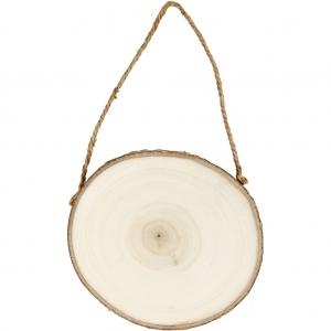 Rodaja colgador redonda (10-14 cm)