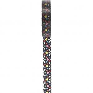 Washi tape puntilla - modelo 4