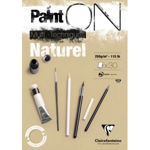 Paint-on Natural 250 gr A5 o A4