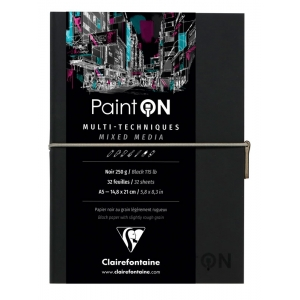 Cuaderno Pain-on Negro