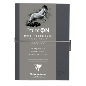 Cuaderno Pain-on Gris