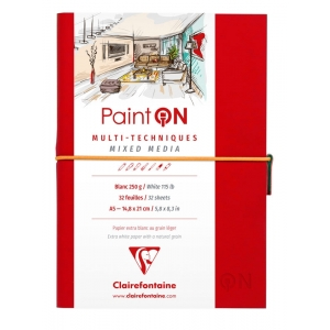 Cuaderno Pain-on Blanco