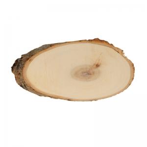 1 Rodaja XL, XXL o XXXL madera alargadas