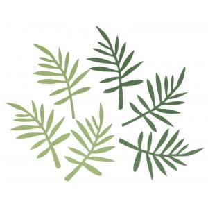 6 hojas de papel mod.3