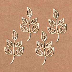 Chipboard Rama con 5 hojas