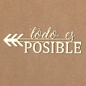 Chipboard Todo es posible