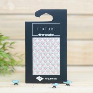 Papel decoupage Texture Nº799