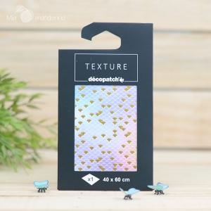 Papel decoupage Texture Nº798