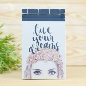 Notebook Japan 13x21 Cuore dreams
