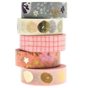 5 Washi tape Nature
