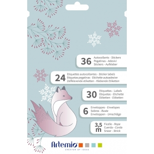 Set packaging Isatis