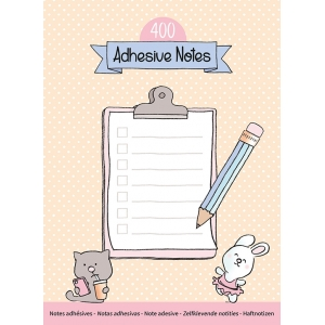 Pack 400 Notas adhesivas So cute