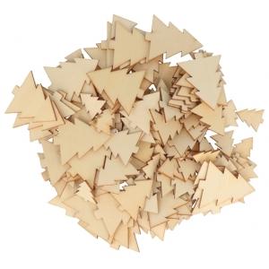Surtido 10 abetos madera