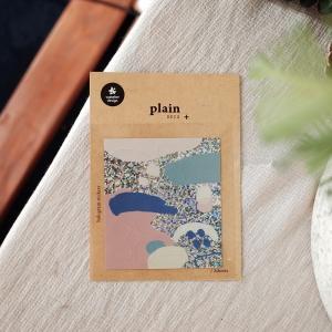 2 Hojas Pegatinas Plain 20