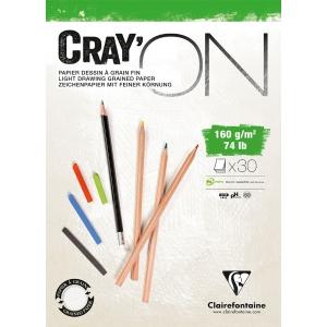 Cray-on 160 gr A5 o A4