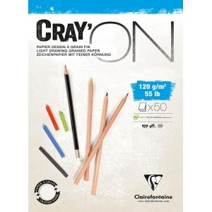 Cray-on 120 gr A5 o A4