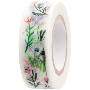 Washi tape Flowers hop