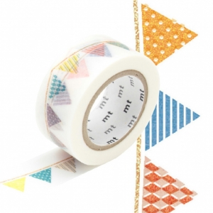 Washi Tape EX Flag mt