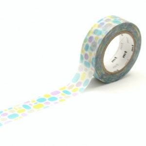 Washi Tape Pool blue mt