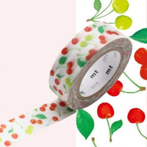 Washi Tape Cherries mt