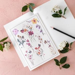 Libreta Flores