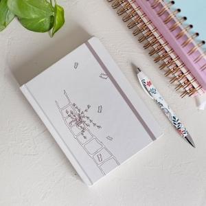 Cuaderno Escalera 13x17 cm