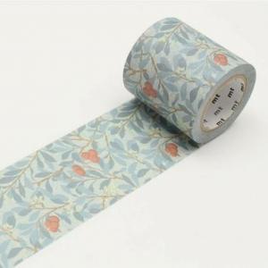 5 cm Washi Tape Arbutus mt - William Morris