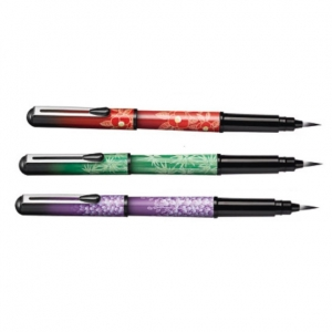 Pocket brush Pentel - Ed. limitada + 4 cartuchos