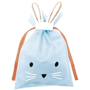 Saco Conejo azul claro