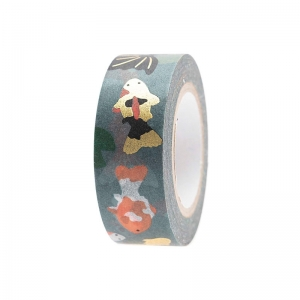 Washi tape Jardin Japon Koi