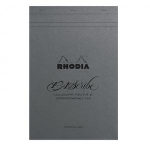 Rhodia PAScribe Maya Pad Grey A4