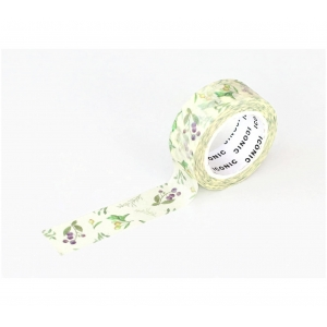 Washi tape 053 Blueberry - Iconic
