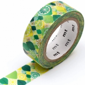 Washi Tape Citrus mt
