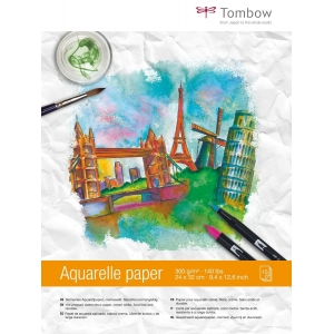 Bloc Aquarelle paper tombow