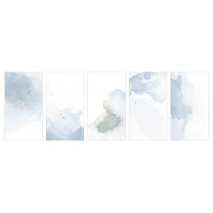 25 recortes papel calco N03 (5.5x10cm)