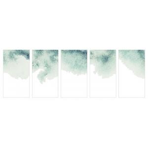 25 recortes papel calco N02 (5.5x10cm)