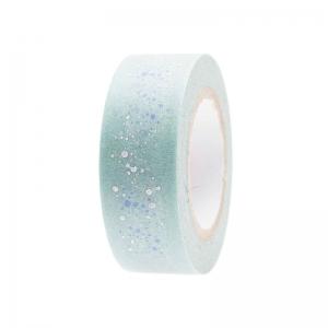 Washi tape Bubbles mint